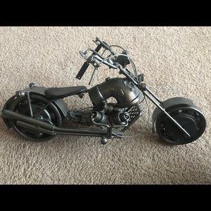 Motorcyle Decor